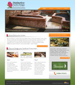 Distinctive Garden Designs Website