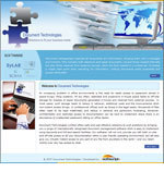 Document Technologies Website
