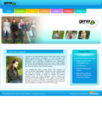 Gener8 Youth Enterprise Website
