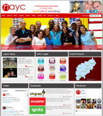 Northampton Association of Youth Clubs Website